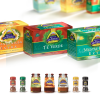 packaging miel especias infusiones la granja san francisco